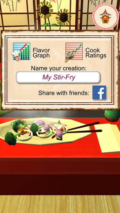 Stir-Fried! Cooking Game-3