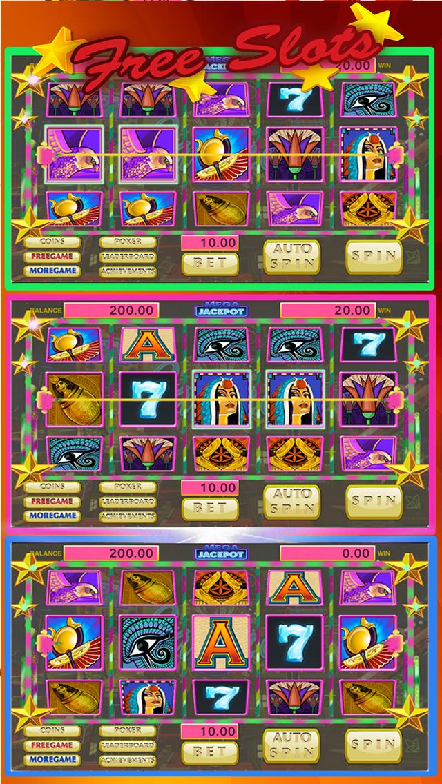 Free Casino Poker Slots
