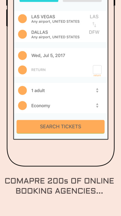 Last Minute Flights Booking online | App Report on Mobile Action