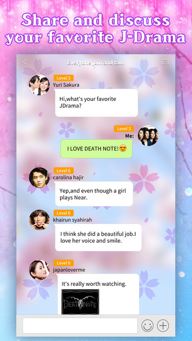 Tribie Group for Japanese Drama - Fans Chatroom