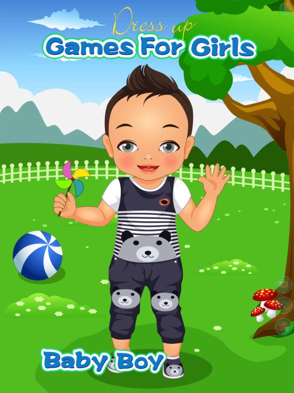 Baby Bedroom Dress Up Games: App Shopper: Baby Boy DressUp (Games