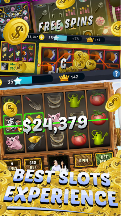 best casino slot games on iphone