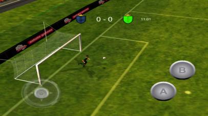 Football Soccer Rage Screenshot on iOS