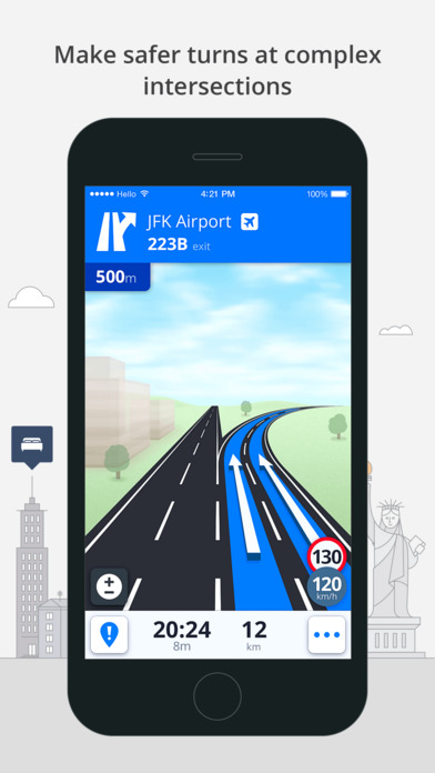 Sygic: GPS Navigation, Maps, Traffic, Gas prices :: iPAHub