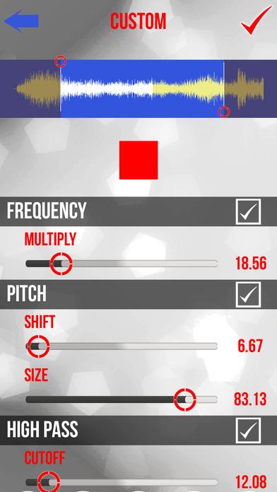 Pitch Changer App