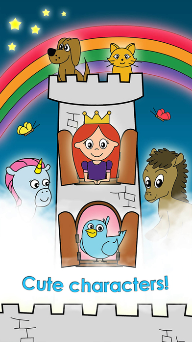 Princess Games for Girls Games Unicorn Kids Puzzle Screenshots