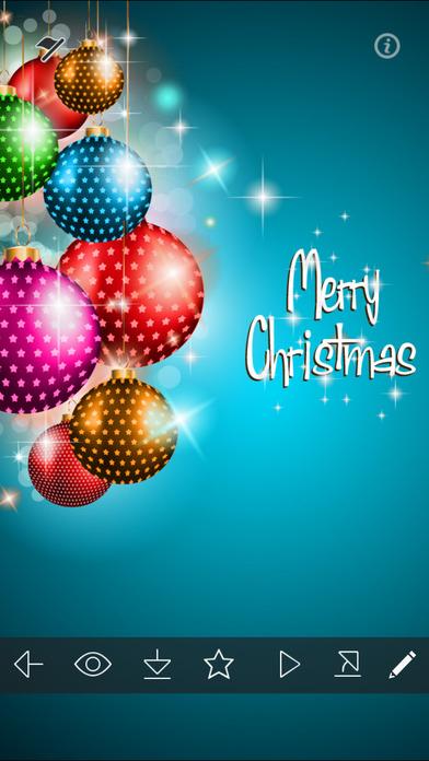 Christmas Wallpapers- Xmas Tree & Decoration Ideas Screenshot