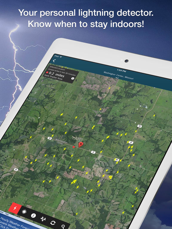 The best iPad apps for weather - appPicker