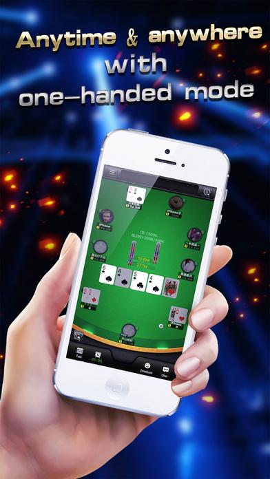 Pocket Poker - TEXAS Screenshot on iOS