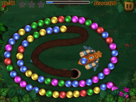 App Shopper Jungle Marble Shooter Games