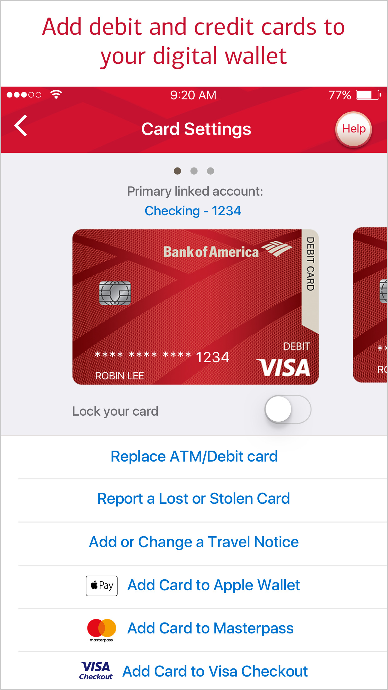 Bank Of America Mobile Banking Screenshot Writing Essays How To Check