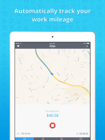 Download Stride Tax - Mileage Tracker app for iPhone and iPad