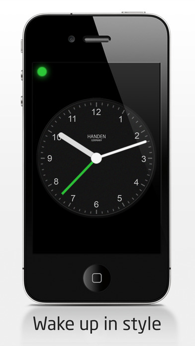 Alarm Clock - One Touch Pro Screenshot