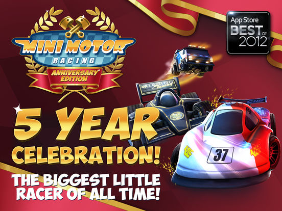 Mini Motor Racing Ipa Cracked For Ios Free Download