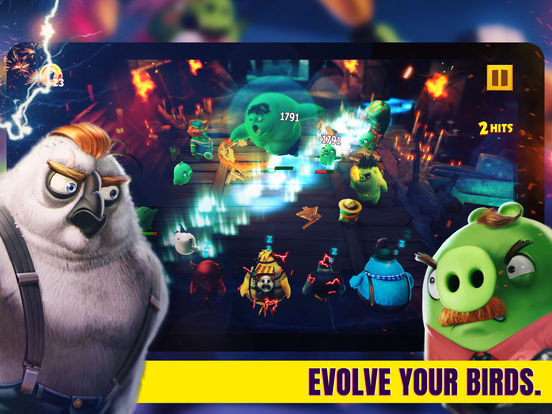 Angry Birds Evolution IPA Cracked for iOS Free Download