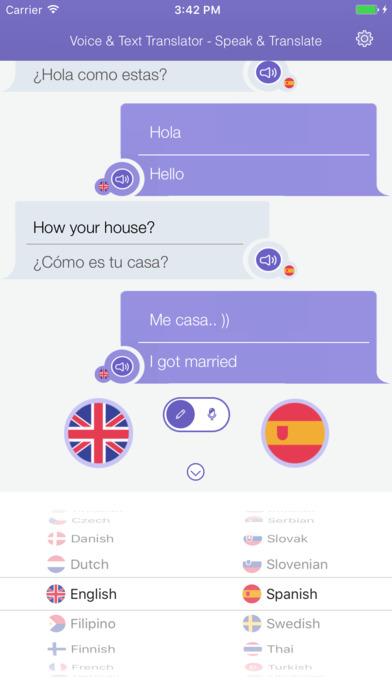English To Italian Translator Google: Text & Voice Translator App App