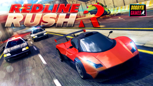 Redline Rush Screenshot