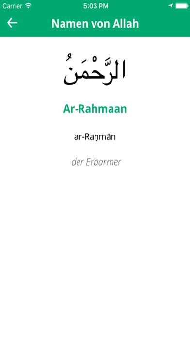Koran Hören Und Lesen