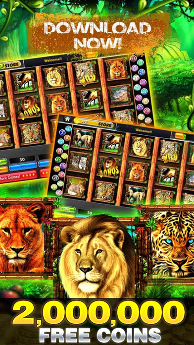 Play Hot Safari Slot Game Here - 20 FREE - UK Online Casino
