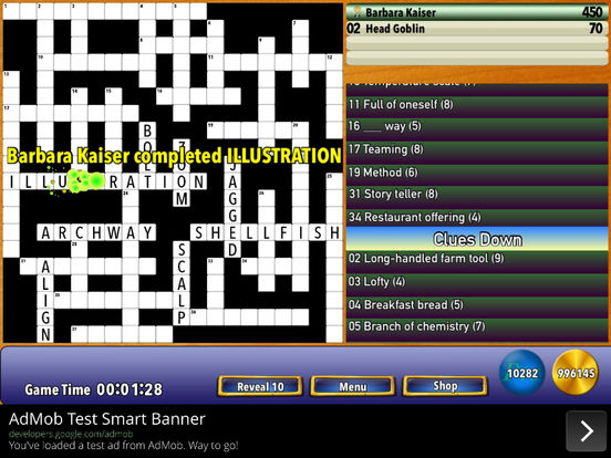 Crossword Puzzles HD - by Boathouse Games by Boathouse Games Ltd