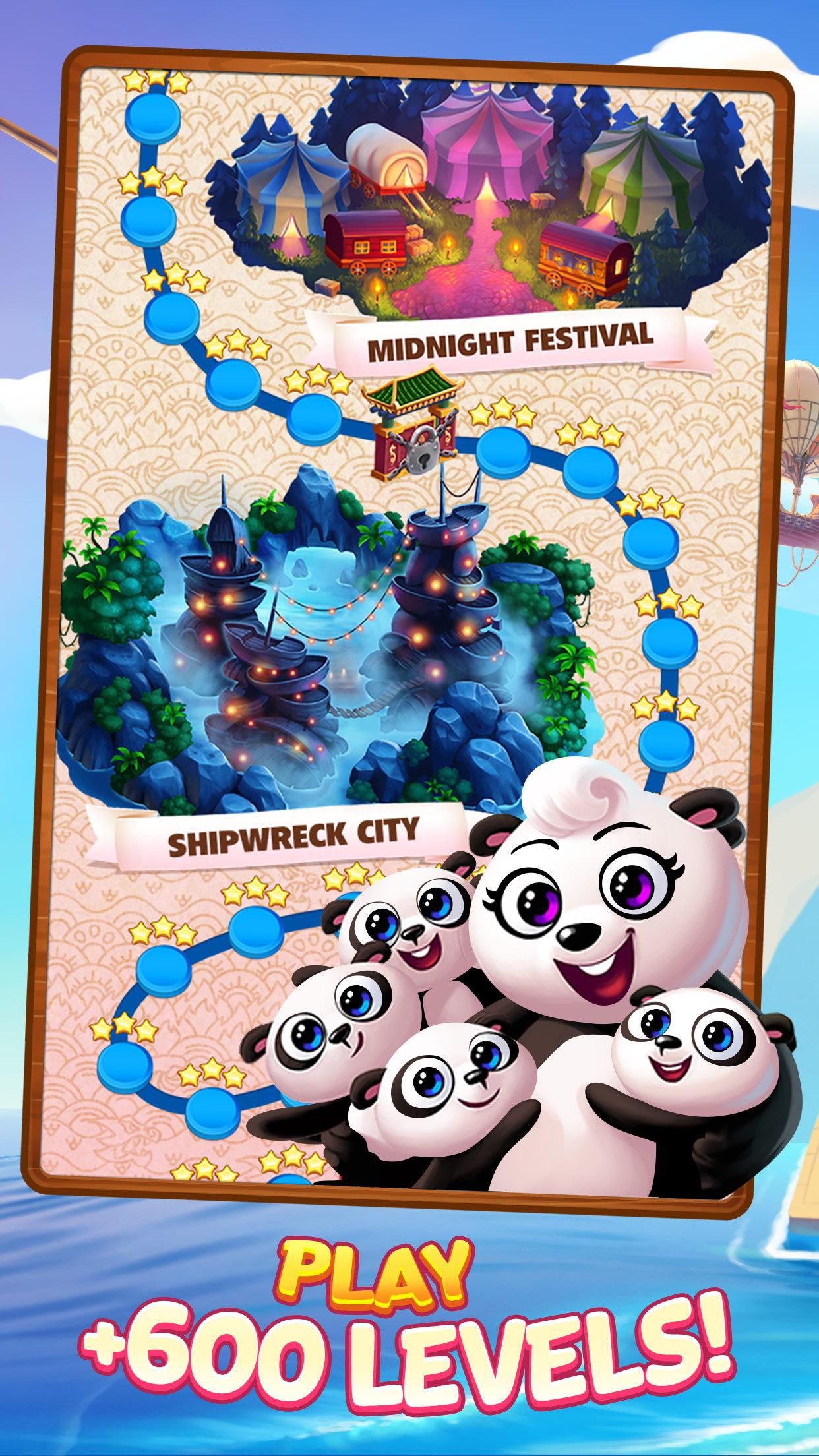 Panda Pop Screenshot
