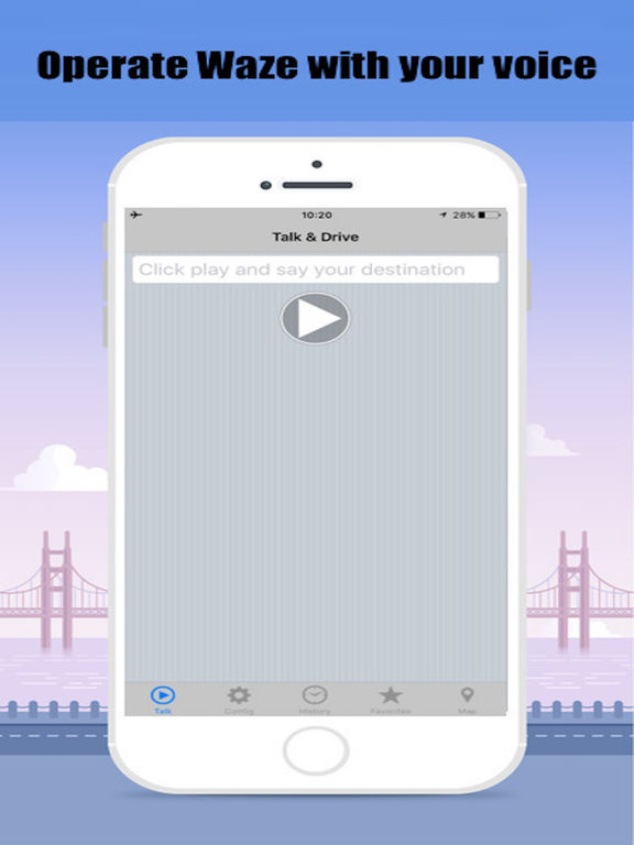 Waze Talk And Drive IPA Cracked for iOS Free Download