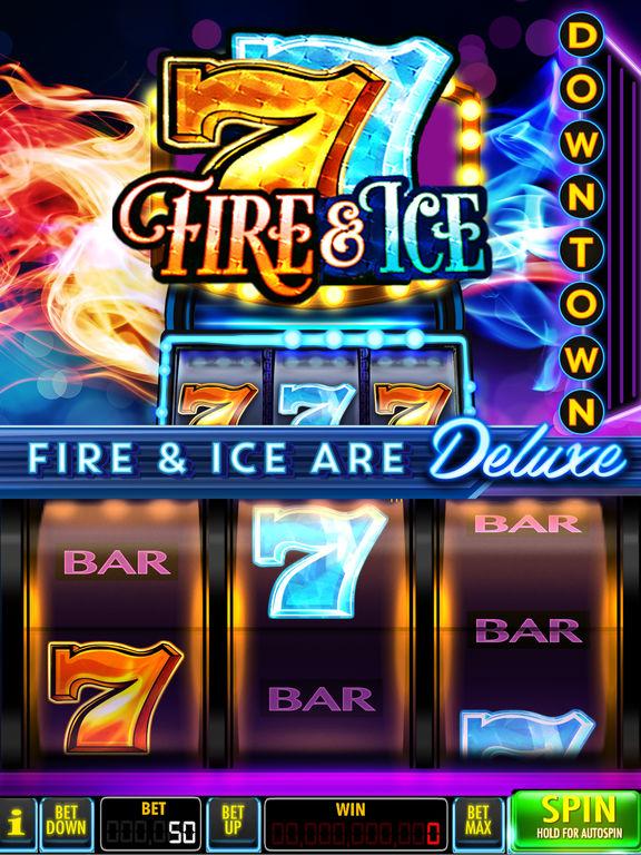 Slot Machine Deluxe App
