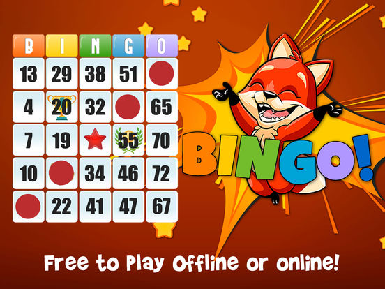 Free Offline Bingo Games
