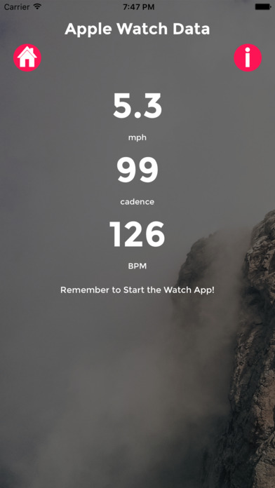 Treadmill Smart Speed - Designed for Zwift Runs Screenshot on iOS