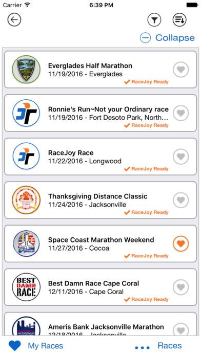 RaceJoy Screenshot