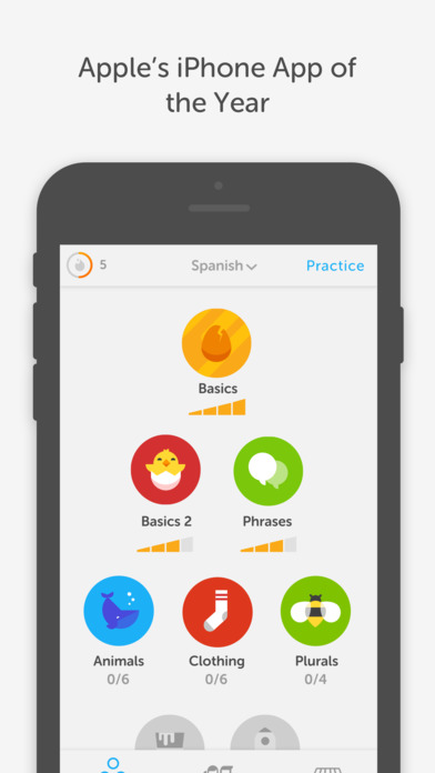 Duolingo App Iphone