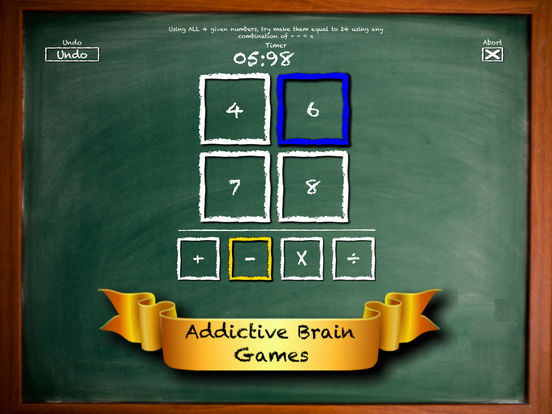 Brain Bust – Simple Mind Games & Brain Training Screenshot