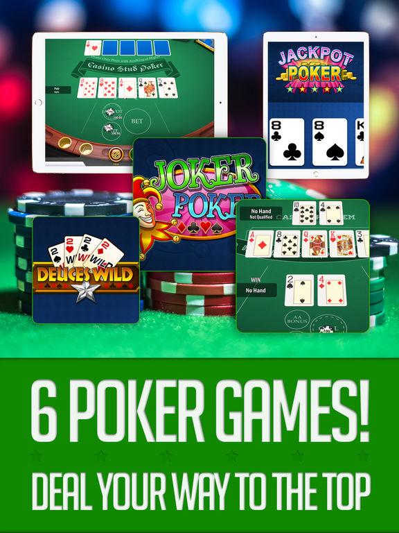 poker online games free
