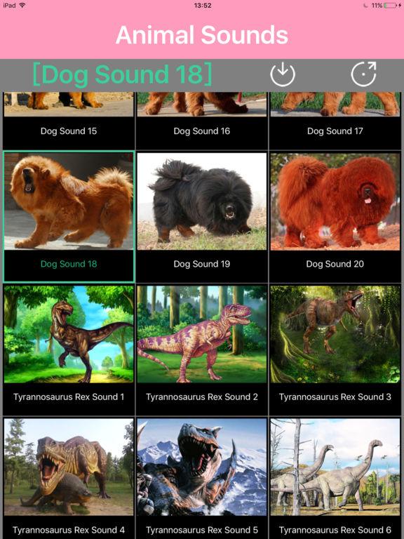 App Shopper: Animal Sounds - 90 Free Sound Effects ...