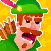 Bowmasters (Ad Free) - Top Multiplayer Bowman Game