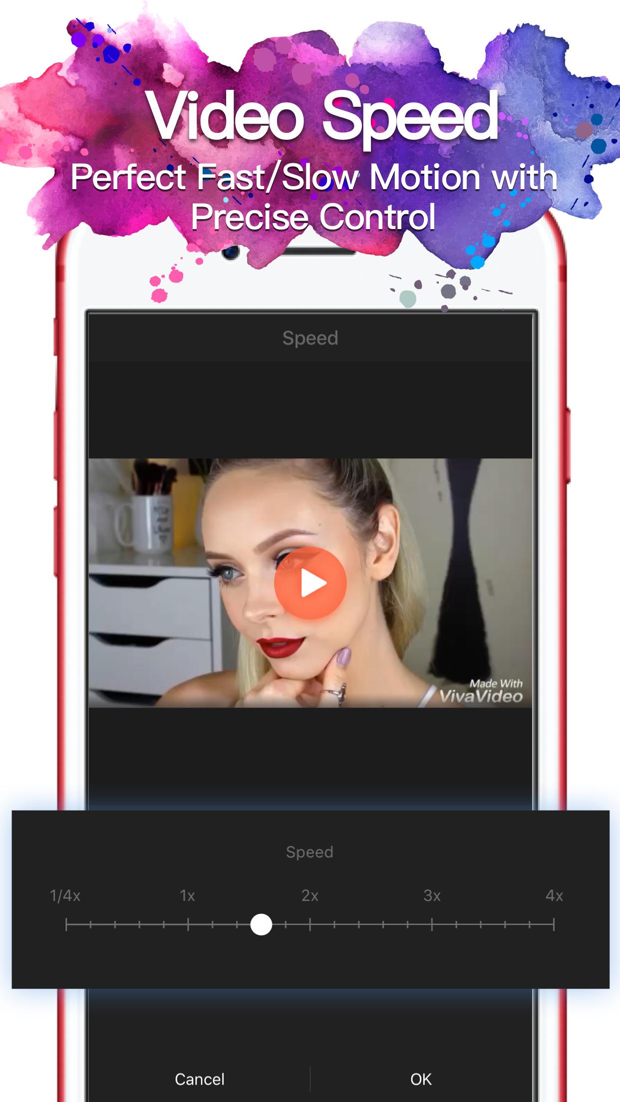 VivaVideo - Best Video Editor & Photo Movie Maker Screenshot