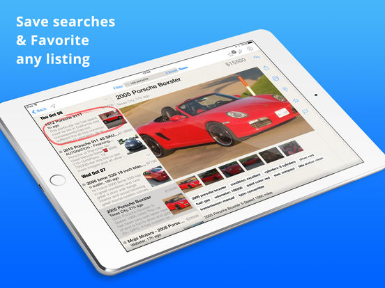 Daily Classifieds (Multi-device Version) Screenshots