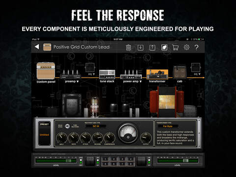 BIAS Amp Screenshot
