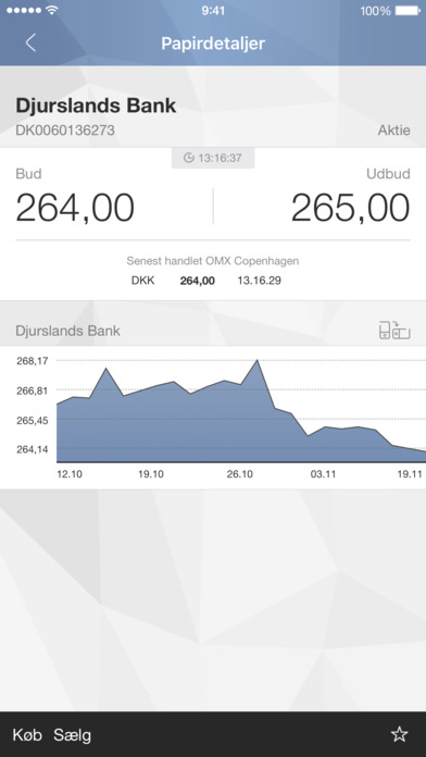 Djurslands Banks MobilBank on the App Store