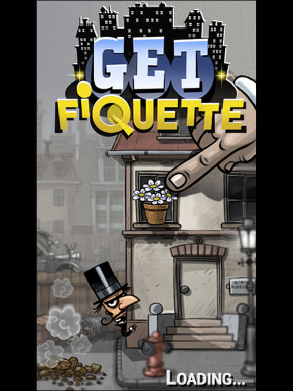 Get_Fiquette Screenshot