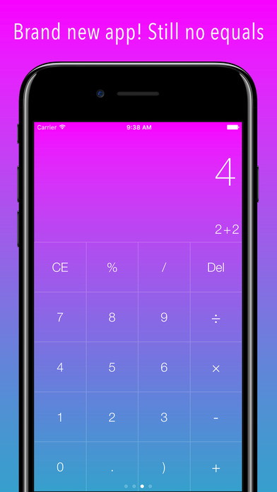 Numerical²: The Calculator Without Equal Screenshot