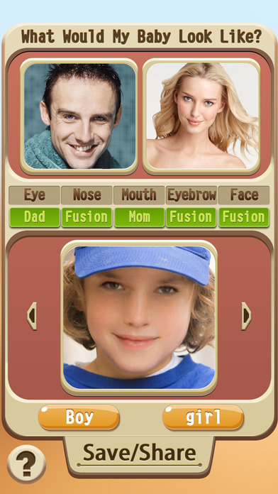 Can You Get Child Face Now? - Photo Blend Camera on the App