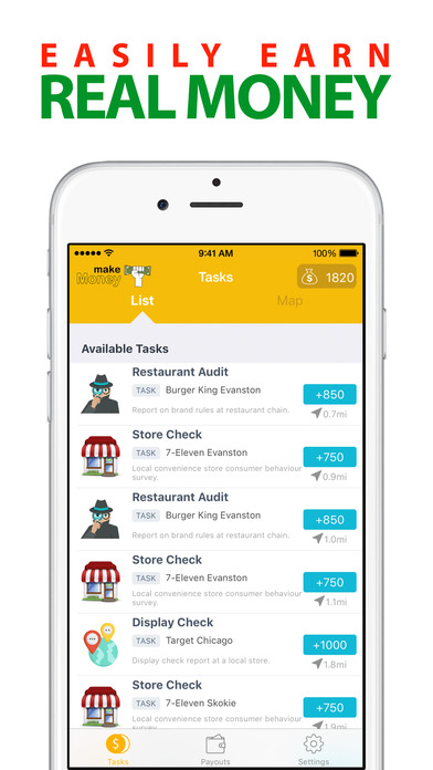 earn money by writing apps