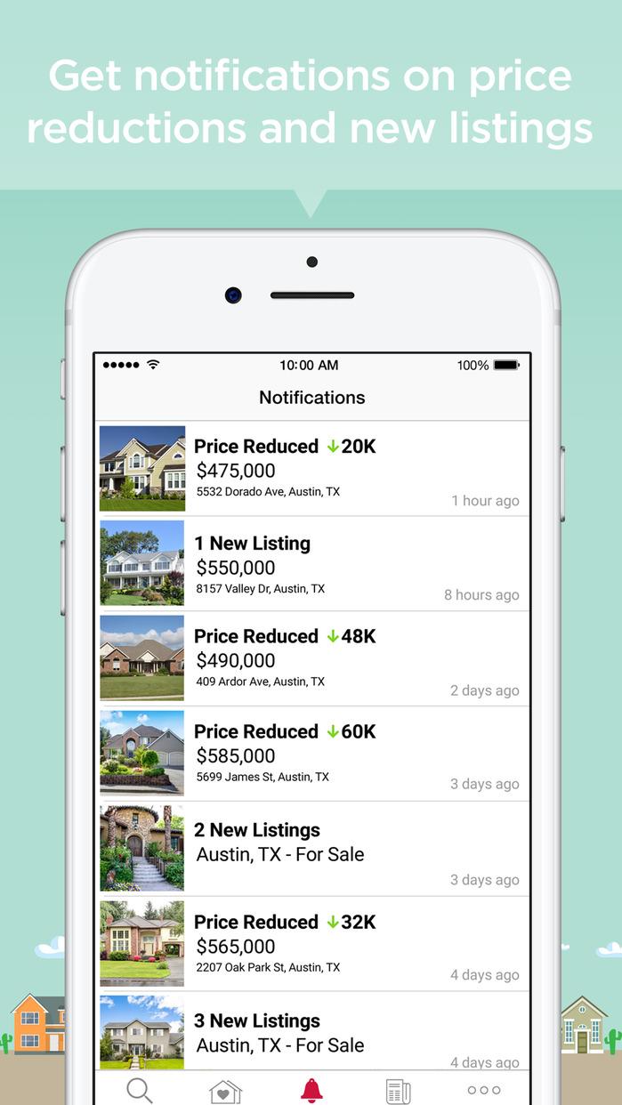 Realtor.com Real Estate, Homes Screenshot