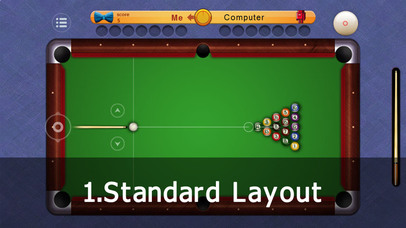 Billiards 3.0 Screenshot on iOS