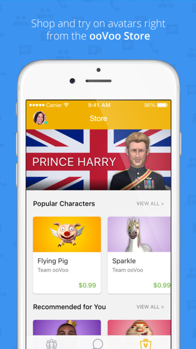 Download ooVoo – Free Video Call, Text and Voice App Store softwares