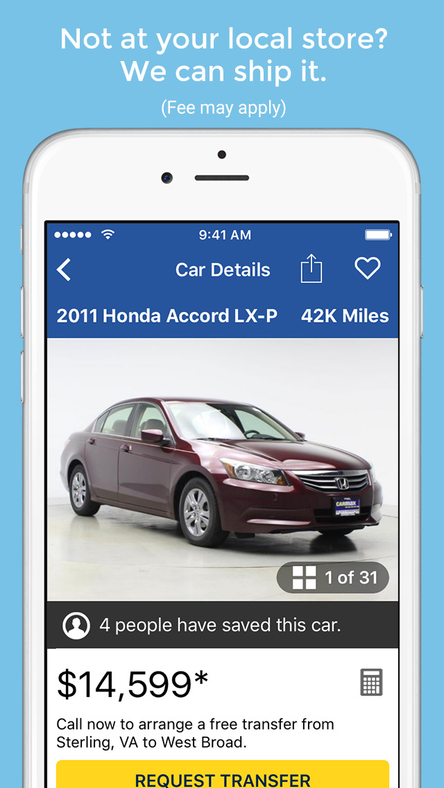 Iphone App For Buying Used Cars