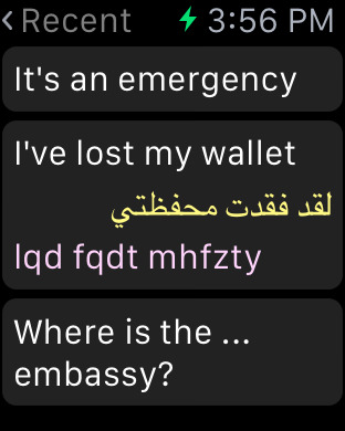 Arabic Dictionary Elite Screenshots