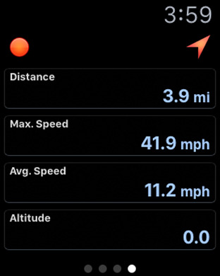 Speed Tracker. Pro Screenshots