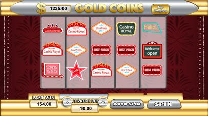 Crazy Casino Play Flat Top - Free Slots Las Vegas Games Screenshot on iOS